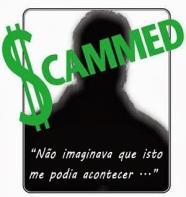 scam cuidado roubado enganado dinheiro dicas